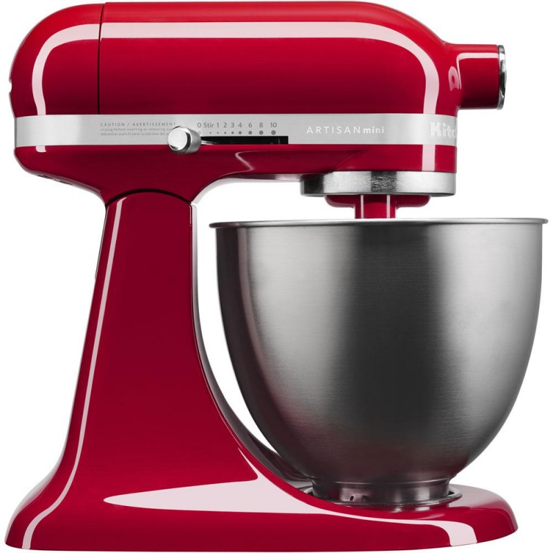 KitchenAid Artisan Mini 3.5-Qt. Tilt-Head Empire Red Stand Mixer