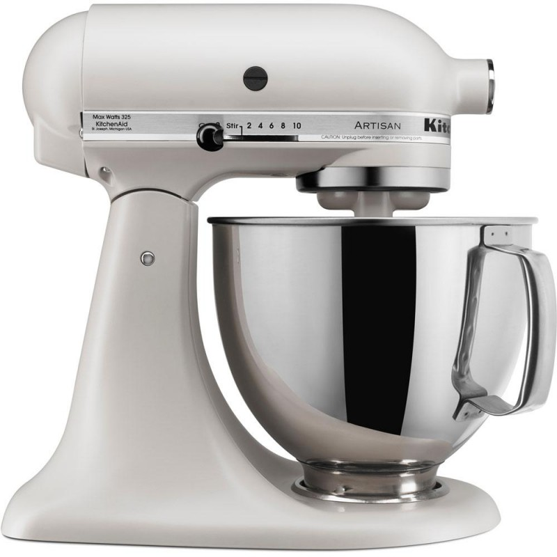 KitchenAid Artisan Series 5 Qt. Tilt-Back Head Stand Mixer in Milkshake