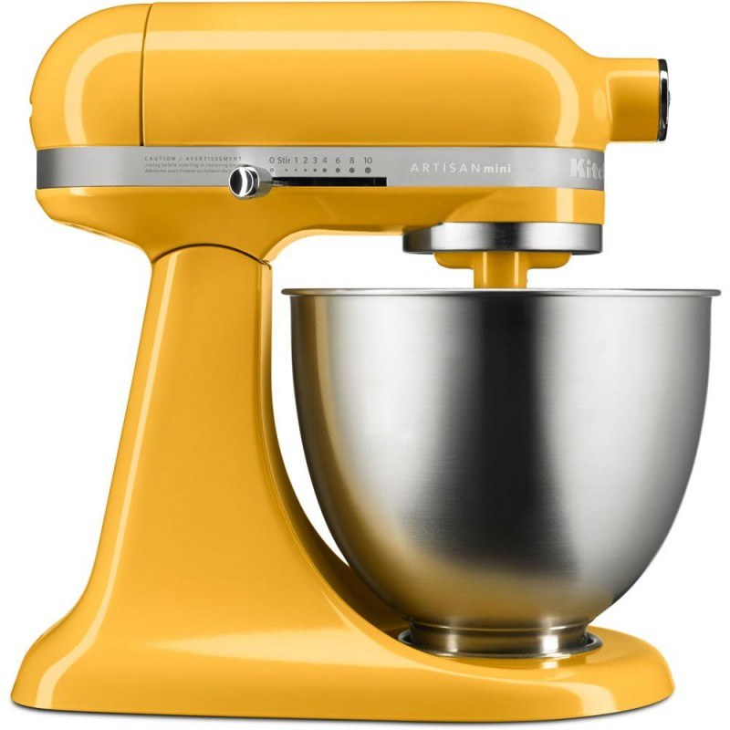 KitchenAid Artisan Mini 3.5-Qt. Tilt-Head Orange Sorbet Stand Mixer