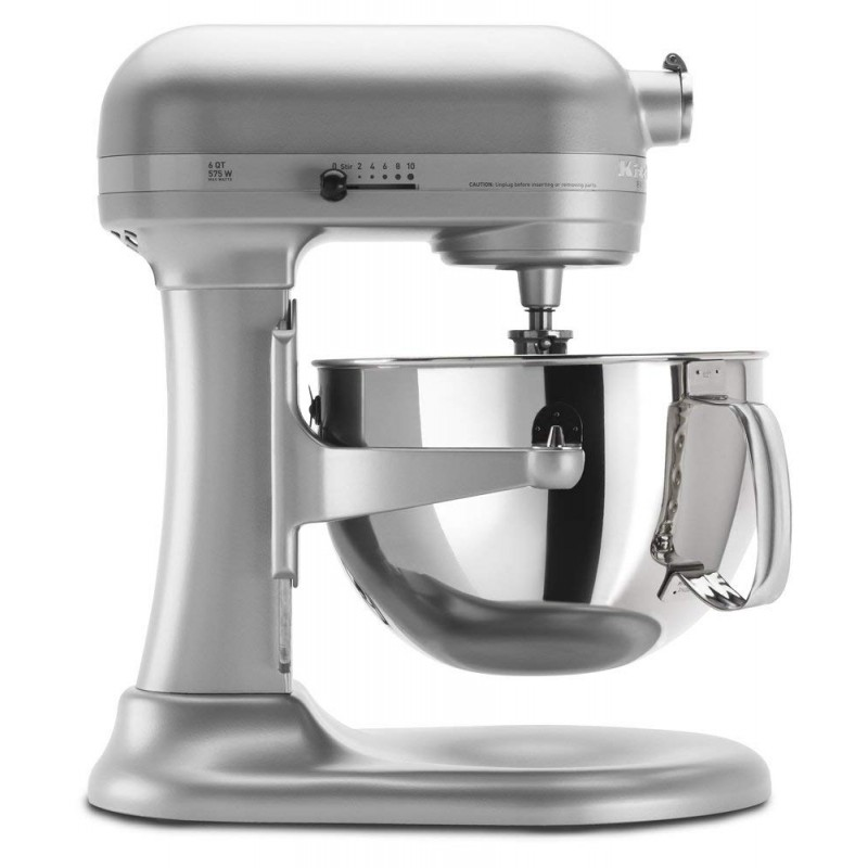 KitchenAid Professional 600 Series 6 Qt. Nickel Pearl Stand Mixer