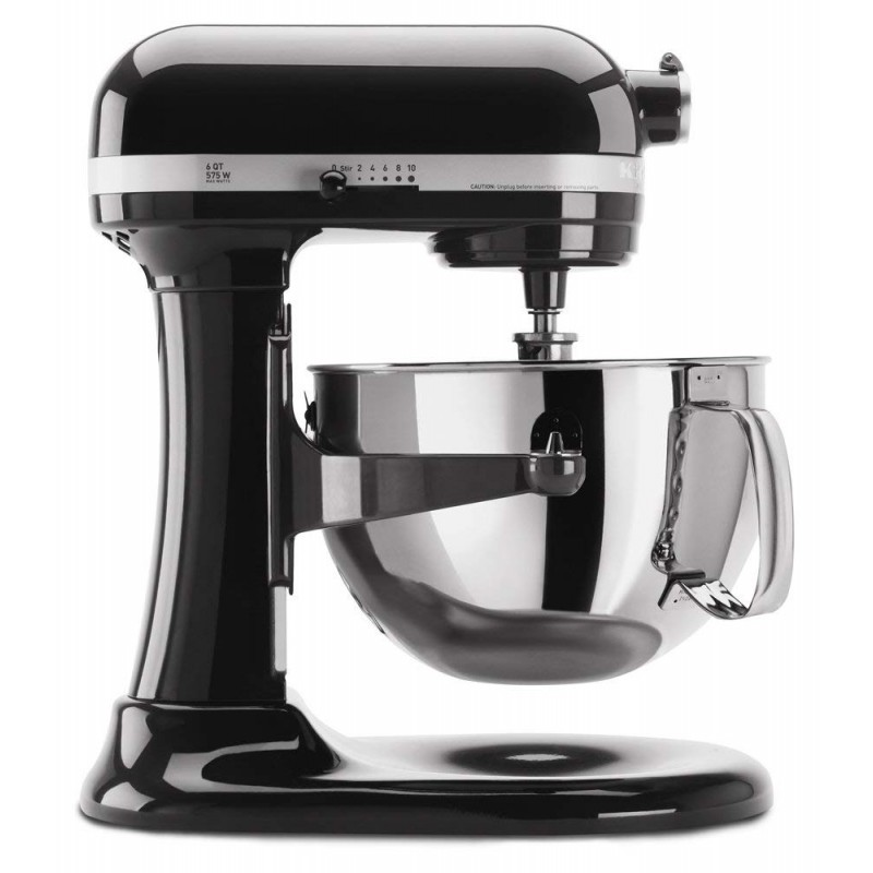 KitchenAid Professional 600 Series 6 Qt.Black Stand Mixer