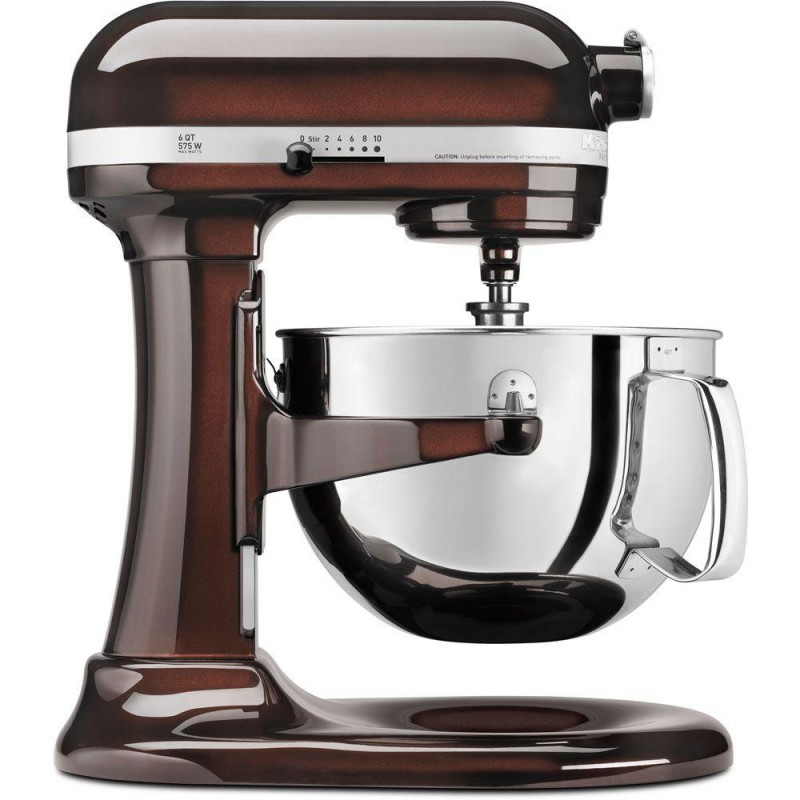 KitchenAid Professional 600 Series 6 Qt. Espresso Stand Mixer