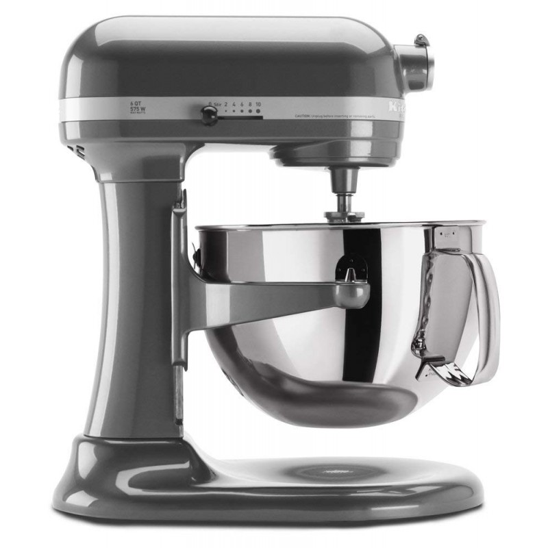 KitchenAid Professional 600 Series 6 Qt. Pearl Metallic Stand Mixer