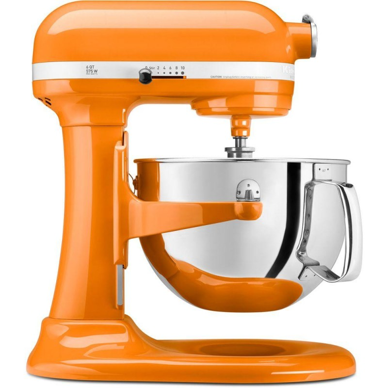 KitchenAid Professional 600 Series 6 Qt. Tangerine Stand Mixer